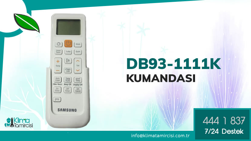 Samsung DB93-1111K Isıtma Soğutma