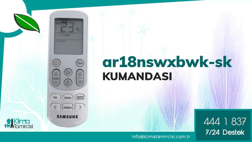 Samsung AR18NSWXBWK/SK Isıtma Soğutma