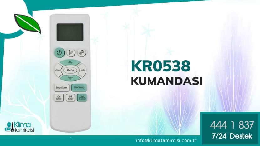 Samsung KR0538 Isıtma Soğutma