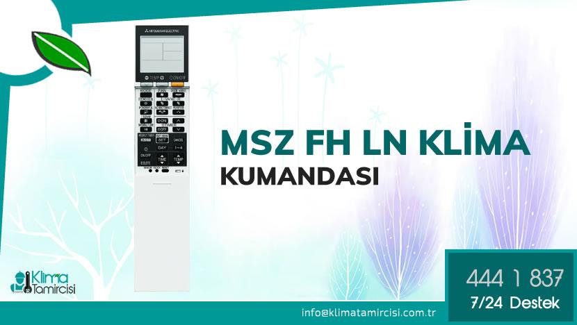 Mitsubishi Electric MSZ-FH Isıtma Soğutma