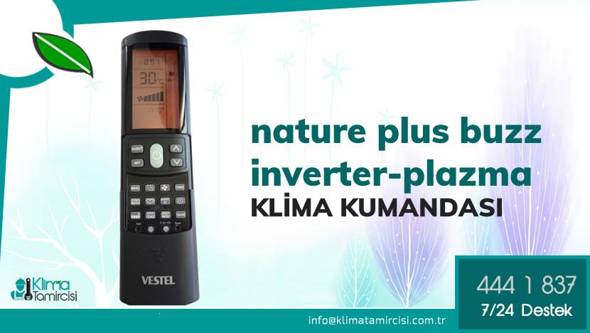 Vestel Nature Plus Buzz İnverter Isıtma Soğutma