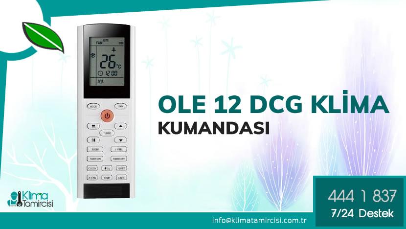 Olefini OLE-12DCG Isıtma Soğutma