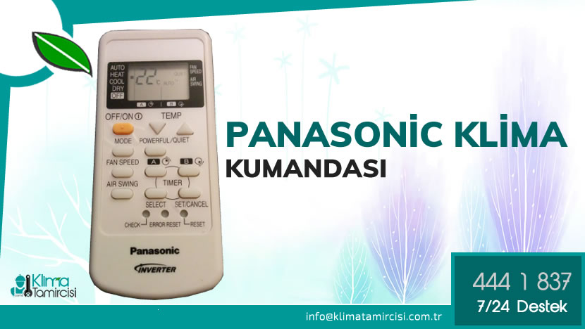 Panasonic Klima Isıtma Soğutma