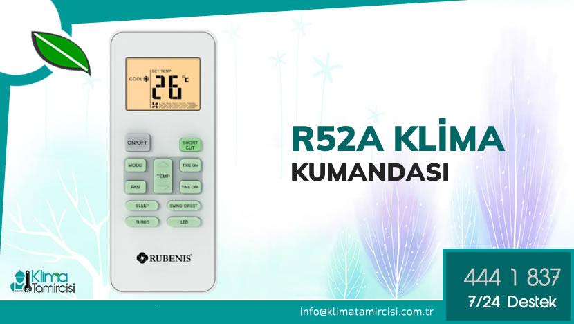 Rubenis R52A Isıtma Soğutma