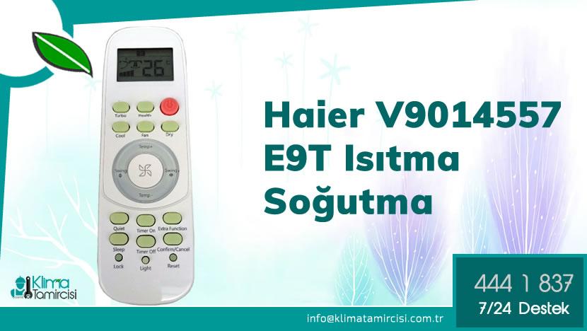 Haier V9014557 E9T Isıtma Soğutma