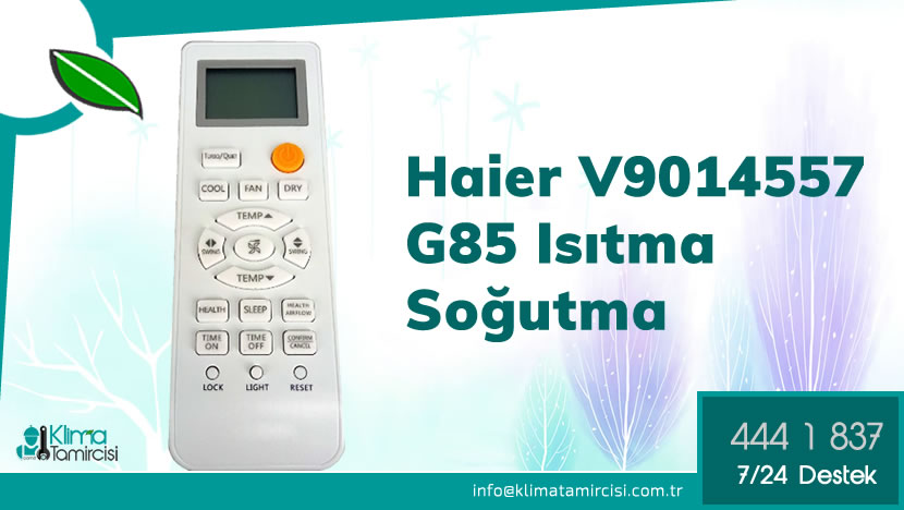 Haier V9014557 G85 Isıtma Soğutma