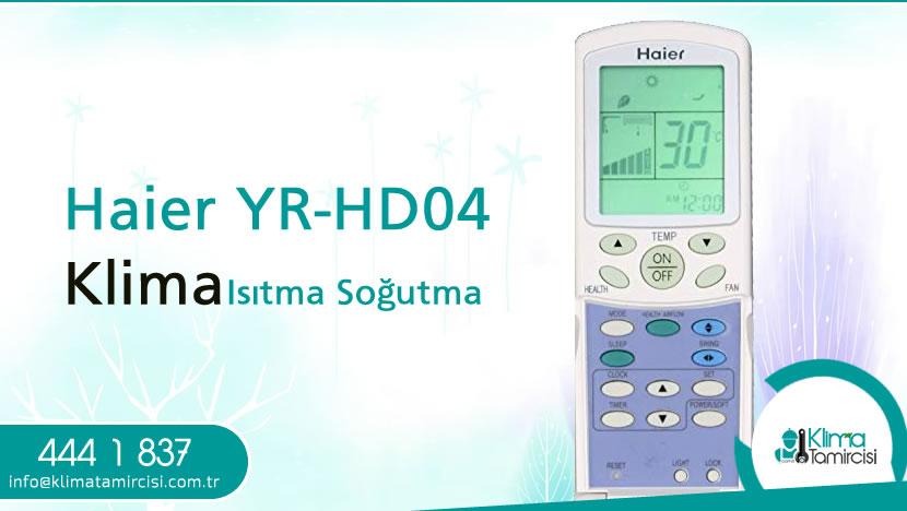 Haier YR-H04 Isıtma Soğutma