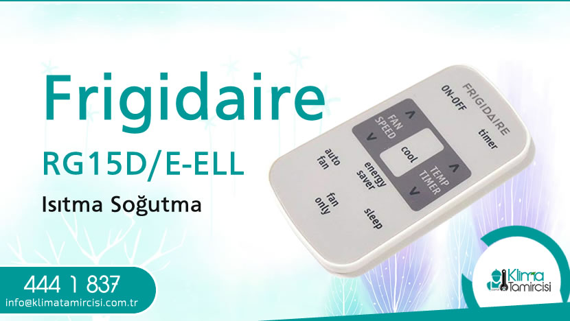 Frigidaire RG15D/E-ELL Isıtma Soğutma