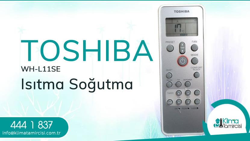 Toshiba WH-L11SE Isıtma Soğutma
