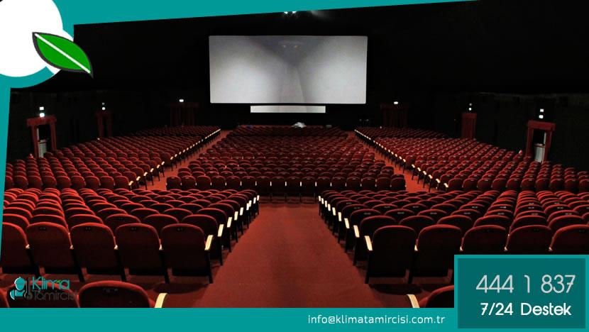 Sinema Tiyatro Konser Salonları İçin Klima Seçimi