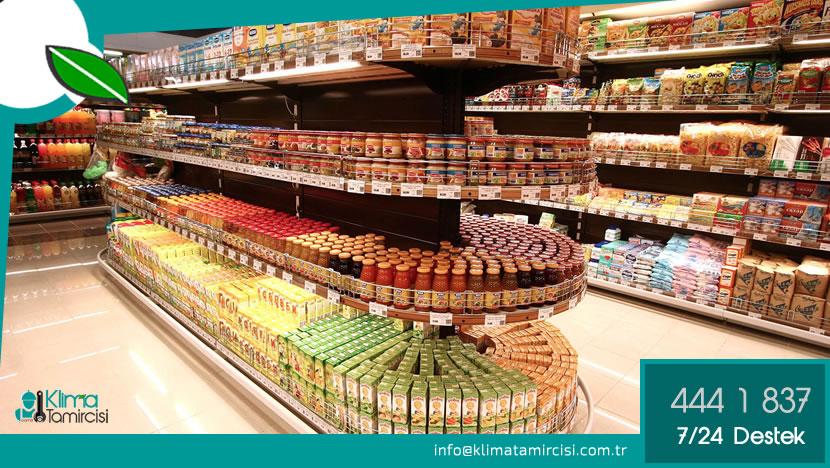 Süper Marketler İçin Klima Seçimi